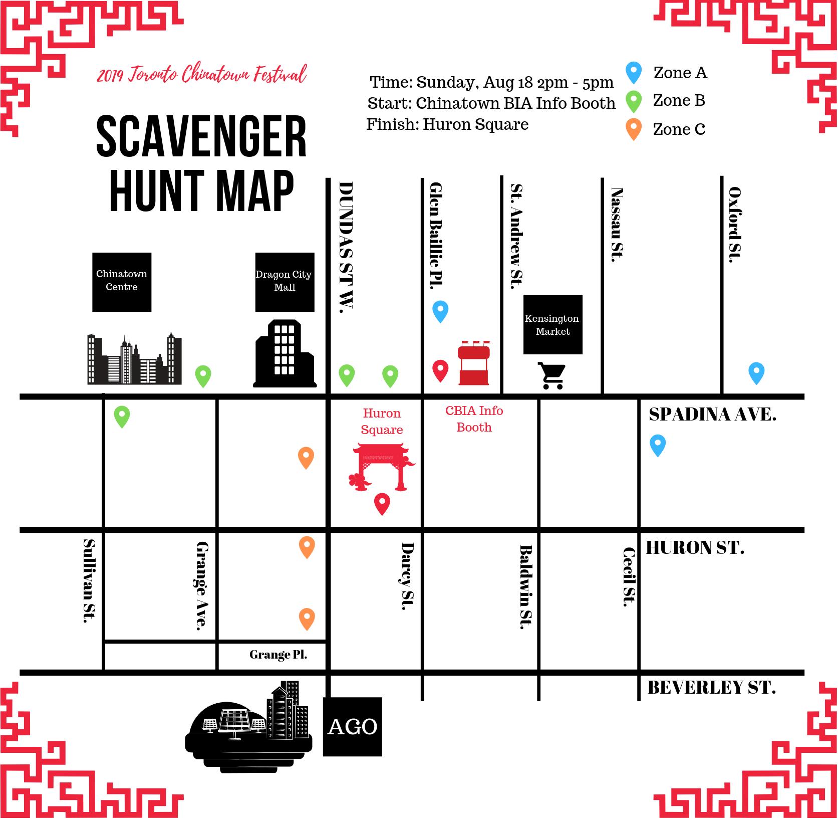 19th Toronto Chinatown Festival – Chinatown BIA